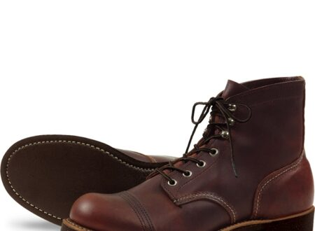 Red Wing Iron Ranger Boot 450x330