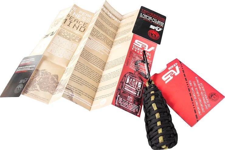 Rocky S2V Survival Grenade Kit