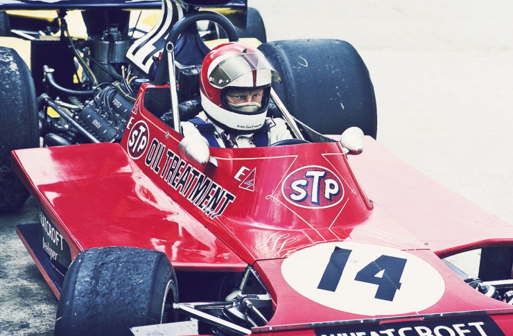 Roger Williamson Formula 1 Driver