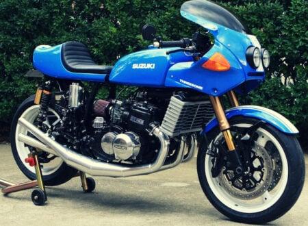 Suzuki GT750 6 450x330 - Suzuki GT750 - Endurance Racer