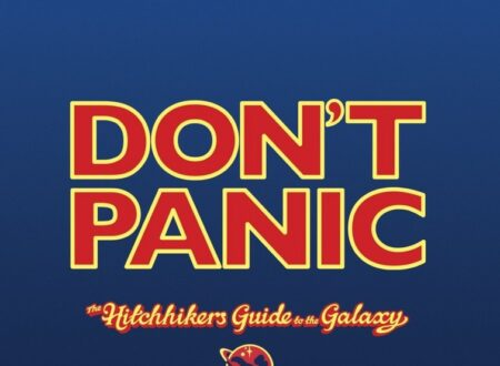 The Hitchhikers Guide to the Galaxy The Book 450x330 - The Hitchhiker's Guide to the Galaxy - The Book