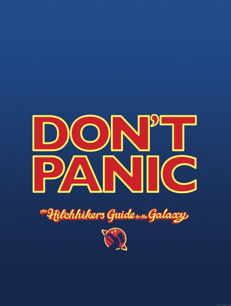 The Hitchhiker's Guide to the Galaxy - The Book