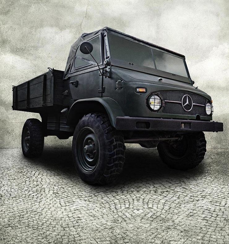 Unimog 4x4 SUV