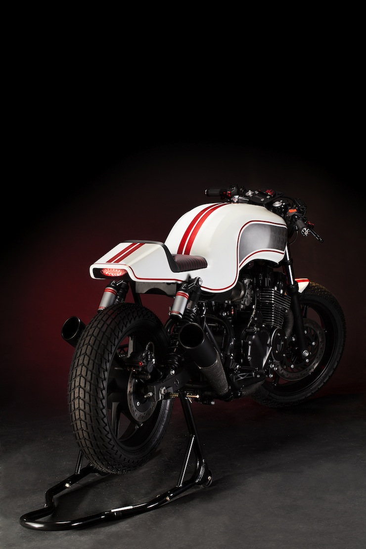 cafe racer cb750 1 Custom Honda CB750