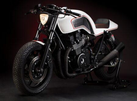 cafe racer cb750 5 450x330 - Custom Honda CB750