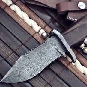 Commando Knife by Perkin Knives
