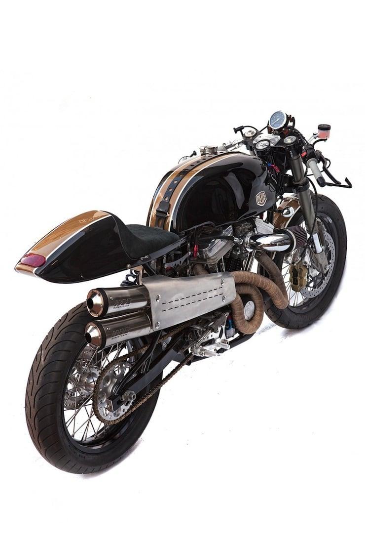 harley cafe racer 3 Harley Cafe Racer by Deus Ex Machina