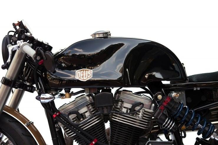 harley cafe racer 4 Harley Cafe Racer by Deus Ex Machina