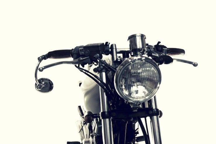honda gb 250 motorbike 1