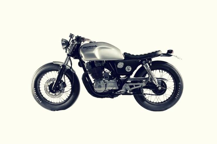 honda gb 250 motorbike 4