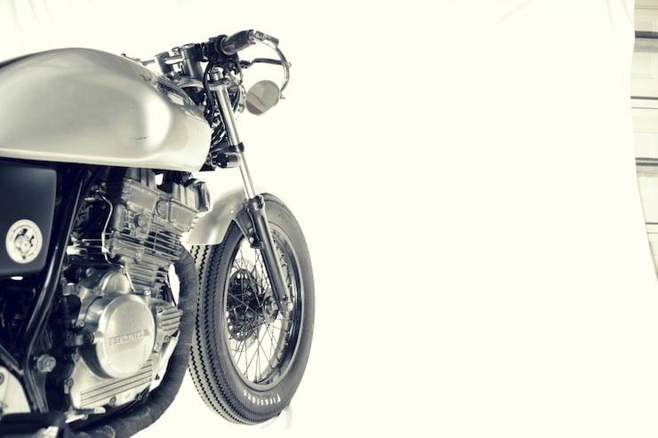 honda gb 250 motorbike 5