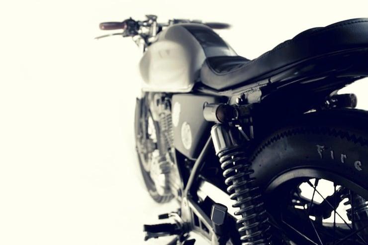 honda gb 250 motorbike 6