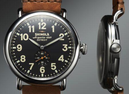shinola watch 450x330 - The Runwell by Shinola