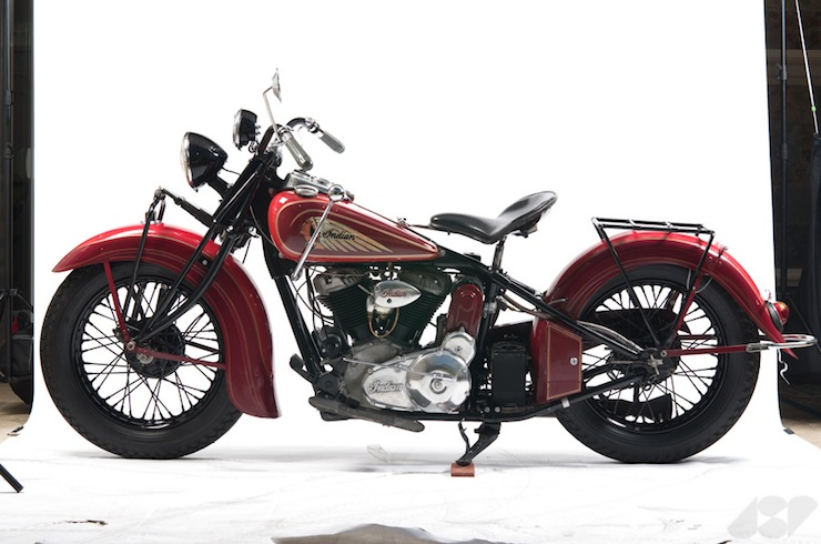 1938 Indian Chief Raw