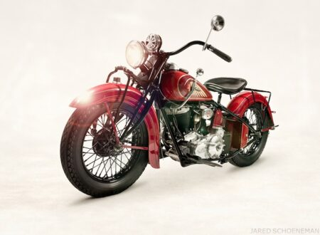 1938 Indian Chief Side