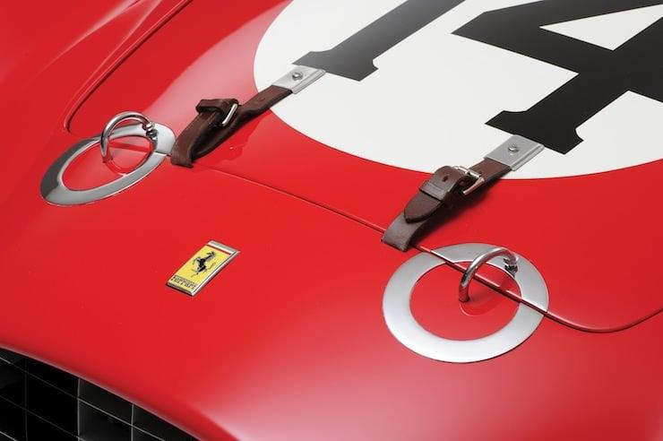 1953 Ferrari 340:375 MM Berlinetta 'Competizione' by Pinin Farina 1