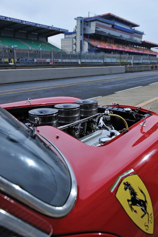 1953 Ferrari 340:375 MM Berlinetta 'Competizione' by Pinin Farina  11