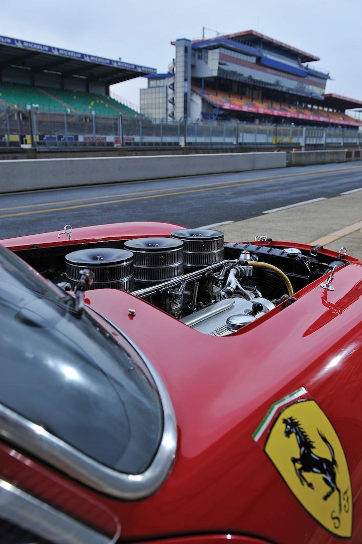 1953 Ferrari 340375 MM Berlinetta Competizione by Pinin Farina 11 1953 Ferrari 340/375 MM Berlinetta Competizione