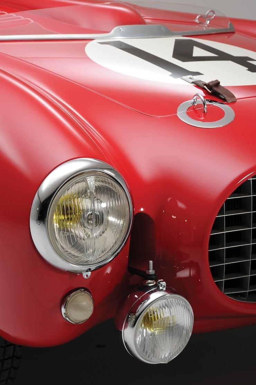 1953 Ferrari 340375 MM Berlinetta Competizione by Pinin Farina 2 1953 Ferrari 340/375 MM Berlinetta Competizione