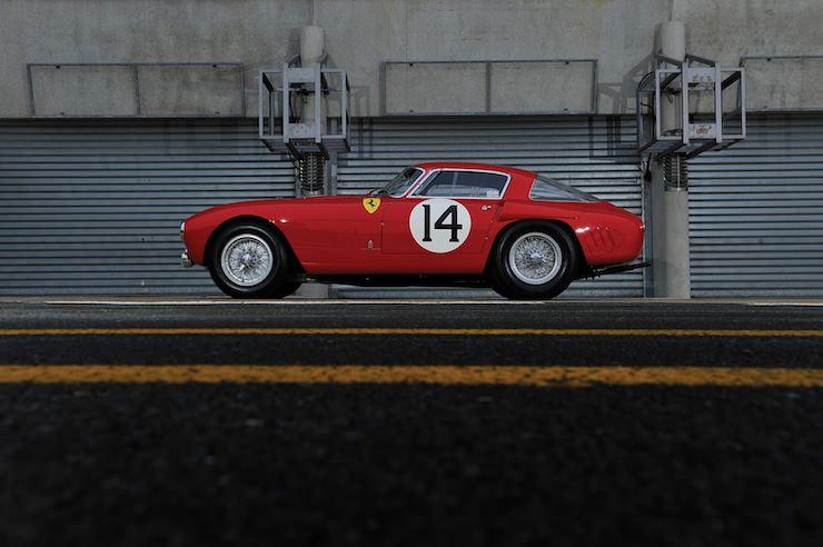 1953 Ferrari 340:375 MM Berlinetta 'Competizione' by Pinin Farina 4