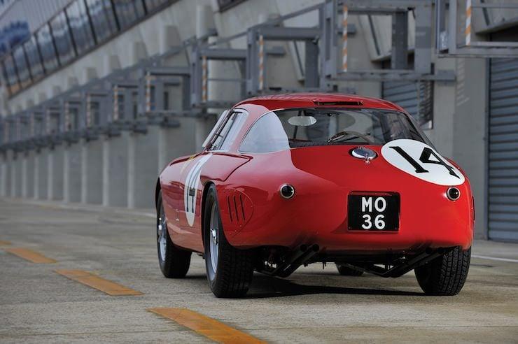 1953 Ferrari 340:375 MM Berlinetta 'Competizione' by Pinin Farina 5
