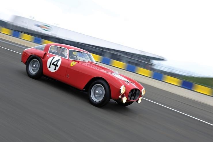 1953 Ferrari 340:375 MM Berlinetta 'Competizione' by Pinin Farina 7