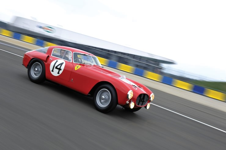 1953 Ferrari 340375 MM Berlinetta Competizione by Pinin Farina 7 1953 Ferrari 340/375 MM Berlinetta Competizione