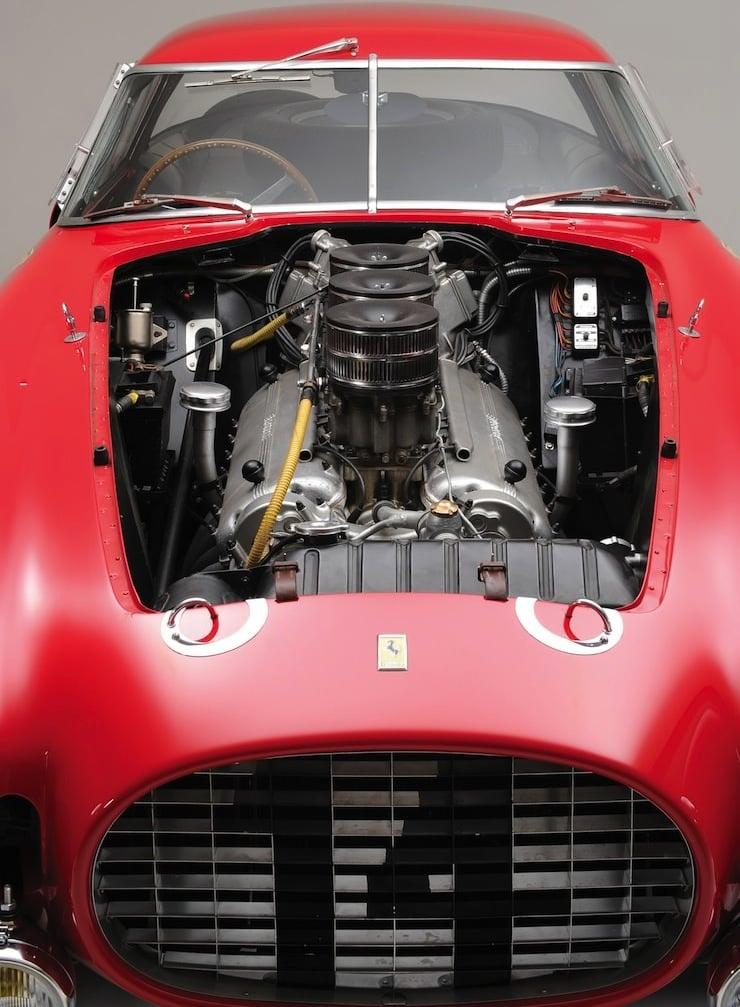 1953 Ferrari 340:375 MM Berlinetta 'Competizione' by Pinin Farina 8