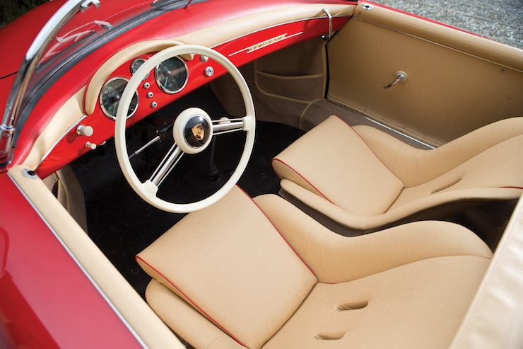 1955 Porsche 356 Pre-A by Reutter 1