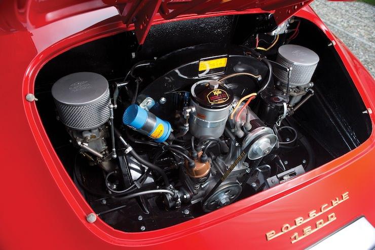 1955 Porsche 356 Pre-A by Reutter 2