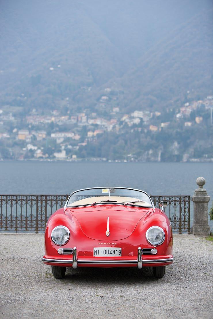 1955 Porsche 356 Pre-A by Reutter 6