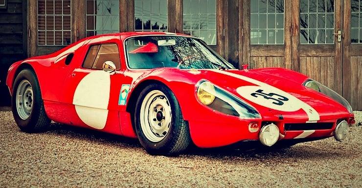 1964 Porsche 904 GTS by Scuderia Filipinetti  1964 Porsche 904 GTS by Scuderia Filipinetti