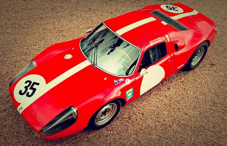 1964 Porsche 904 GTS by Scuderia Filipinetti 1 1964 Porsche 904 GTS by Scuderia Filipinetti