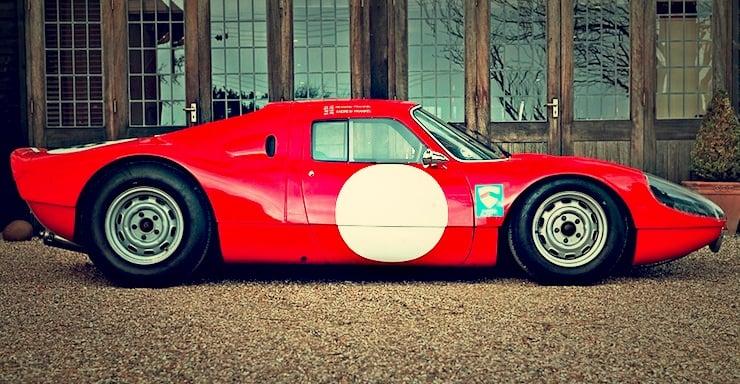 1964 Porsche 904 GTS by Scuderia Filipinetti 10 1964 Porsche 904 GTS by Scuderia Filipinetti