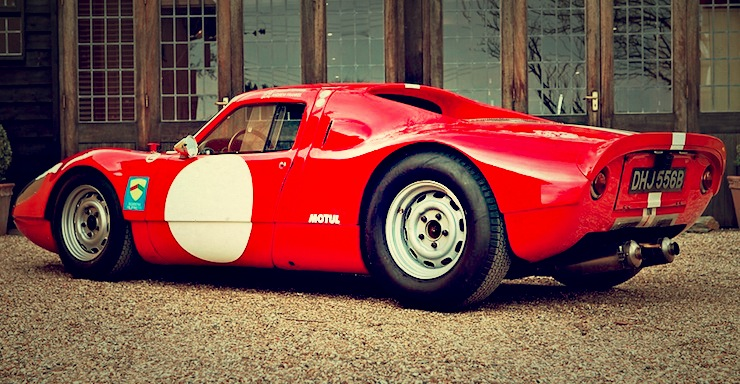 1964 Porsche 904 GTS by Scuderia Filipinetti  3