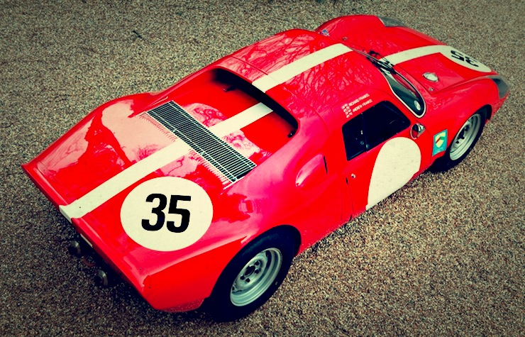 1964 Porsche 904 GTS by Scuderia Filipinetti  6