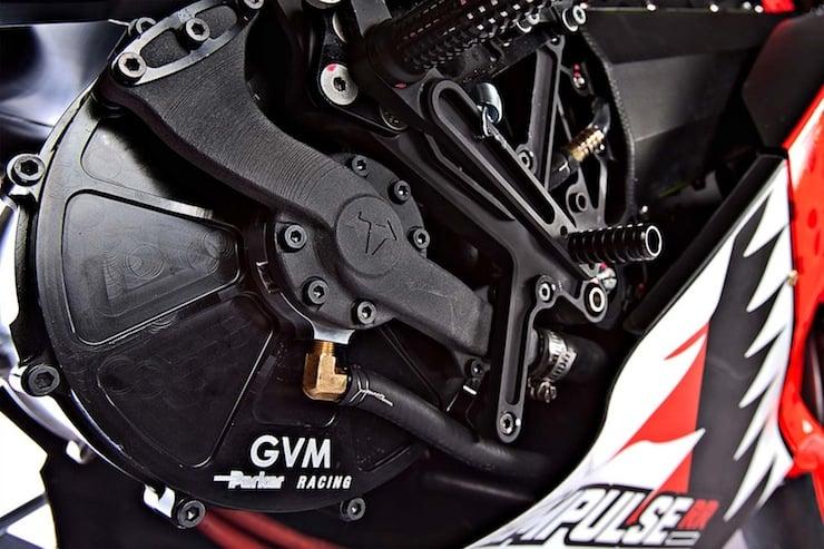 2013 Brammo Empulse RR Icon Motosports