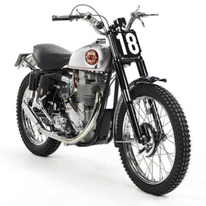 BSA 499cc Gold Star Scrambler 2