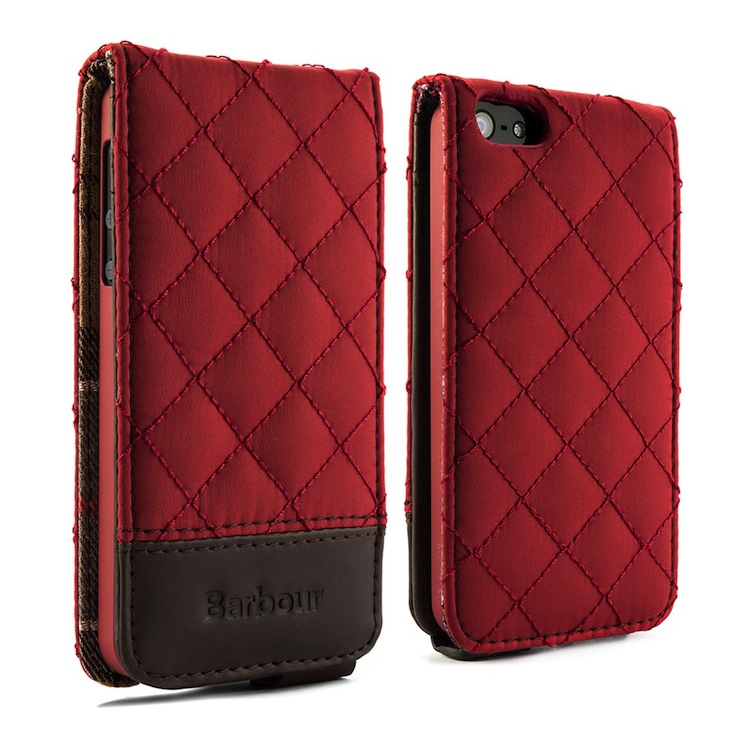 Barbour iPhone 5 Case
