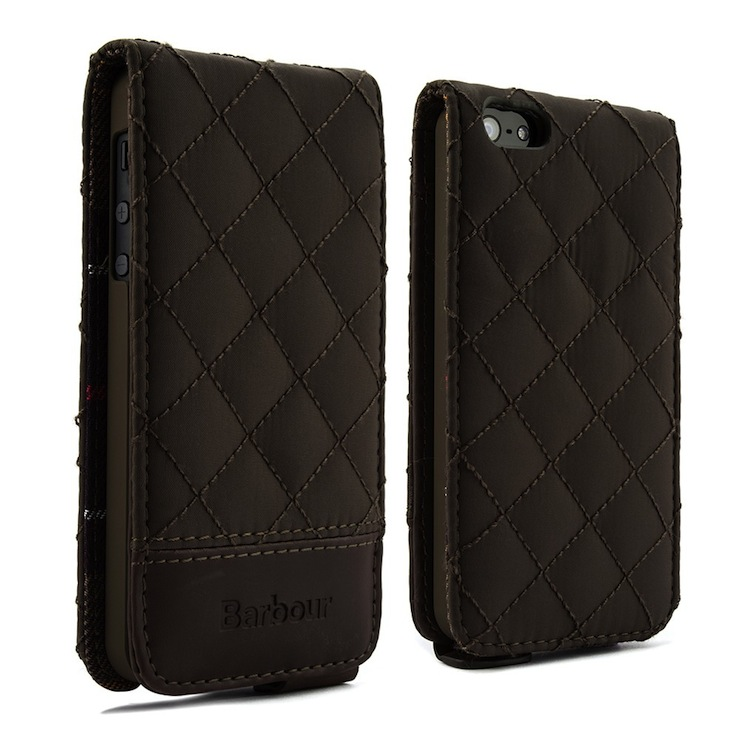 Barbour iPhone 5 Cases