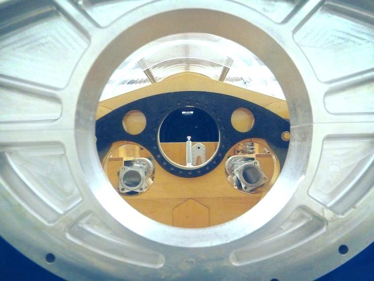 Bugatti 100P Build Fuselage Project Update: The Bugatti 100P