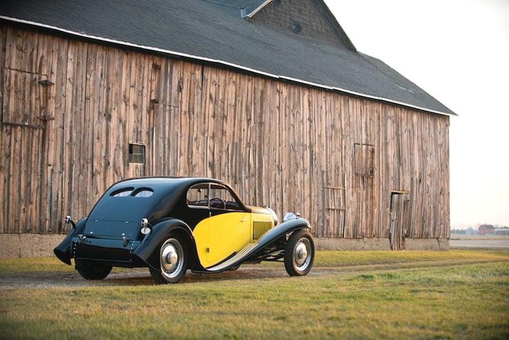 Bugatti Type 46 Coupé Superprofilée 1 1930 Bugatti Type 46 Coupé Superprofilée