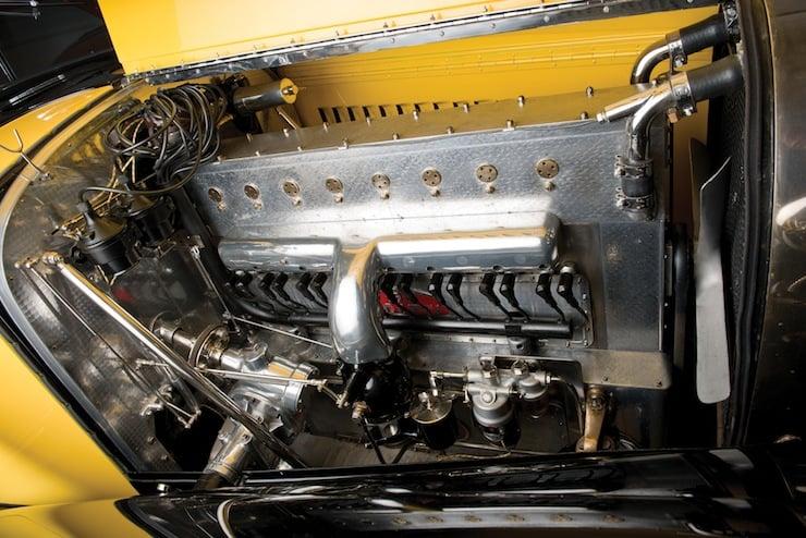 Bugatti Type 46 Coupé Superprofilée 10 1930 Bugatti Type 46 Coupé Superprofilée
