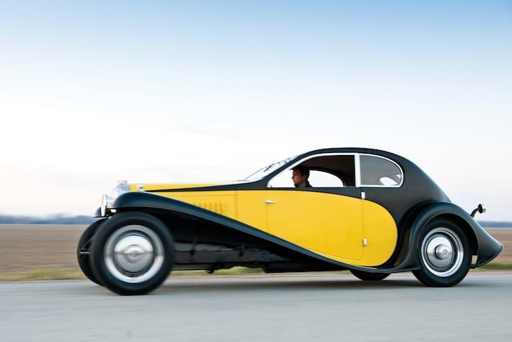 Bugatti Type 46 Coupé Superprofilée 2 1930 Bugatti Type 46 Coupé Superprofilée