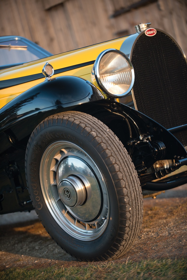 Bugatti Type 46 Coupé Superprofilée 4 1930 Bugatti Type 46 Coupé Superprofilée