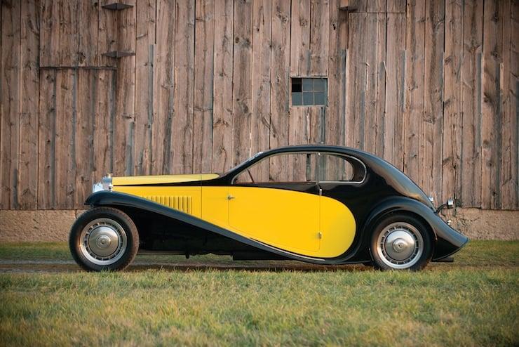 Bugatti Type 46 Coupé Superprofilée 6 1930 Bugatti Type 46 Coupé Superprofilée