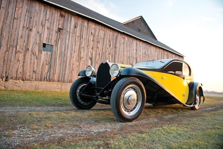Bugatti Type 46 Coupé Superprofilée 8 1930 Bugatti Type 46 Coupé Superprofilée