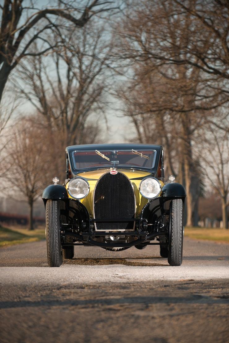 Bugatti Type 46 Coupé Superprofilée 9 1930 Bugatti Type 46 Coupé Superprofilée
