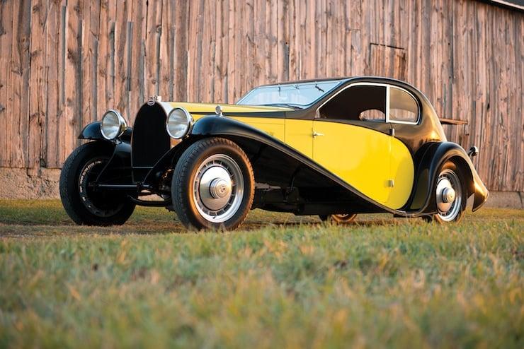 Bugatti Type 46 Coupé Superprofilée 1930 Bugatti Type 46 Coupé Superprofilée