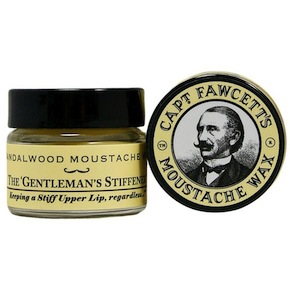 Captain Fawcetts Moustache Wax2 - Captain Fawcett's Moustache Wax